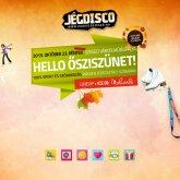 Itt a várva-várt ősziszünet és a Jégdisco Szeged újabb péntek esti eseménye!