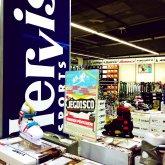 Szeged legnagyobb bevásárlóközpontjában is ott vagyunk!