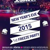 Kezd a 2015-ös évet most pénteken este a Jégdisco Szeged rendezvényén!