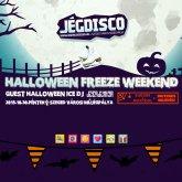 Most péntek este a legtökösebb Halloween parti a jégpályán!