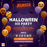 Ma este Halloween a Szeged Városi Műjégpályán!