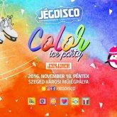 November 18-án pénteken újra jön a legszínesebb Color Ice Party!