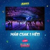 Már csak 7 nap és újra nyit a Jégdisco Szeged!