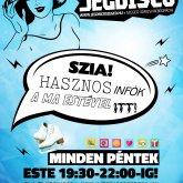 Ma este 19:30-tól kapunyitás a Jégdisco Szeged rendezvényén! (+nyertesek névsora)
