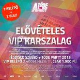Kettő az egyben akció a Jégdisco Szeged + TÖDE Party 2015 rendezvényeire!