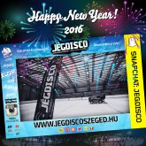 Happy New Year 2016 Jégdisco Szeged!