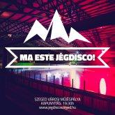 A Jégdisco Szeged ma este is tárt karokkal vár egy igazán télies hangulatban!