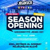 Első Jégdisco szezonnyitó Algyőn, most szombaton!