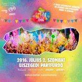 Ha nyár, akkor irány a szabad és ma este a HOLI Color Fesztivál!