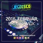 Színes programokkal és új toplistával várunk február hónapban is!