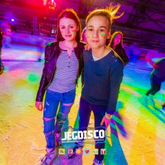 2017.02.24. - UV NEON Glow Ice Party - Jégdisco Szeged