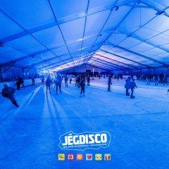 Az első Jégdisco Algyőn - 2020.10.31. - Jégdisco Algyő