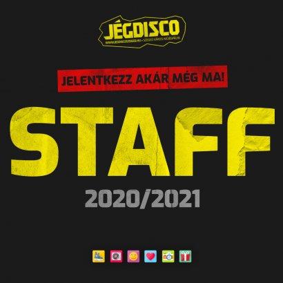 JD STAFF 2020/2021 - KERESSÜK!