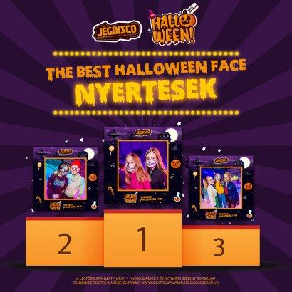 """Íme a """"The Best Halloween Face"""" nyertesei!"""